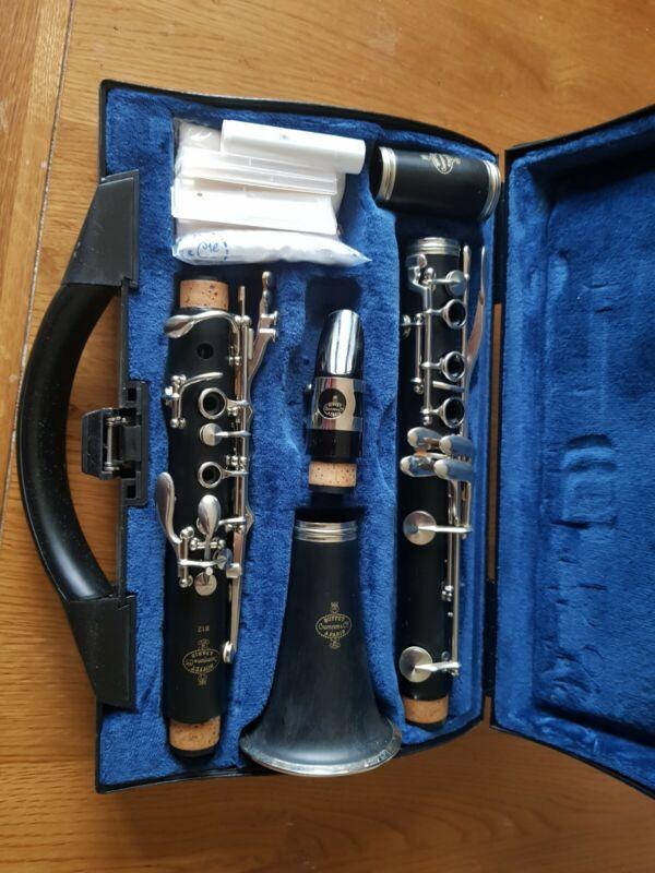 Clarinet buffet B 12 (449)