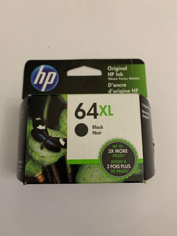 "HP 64XL Black High Yield Original Ink Cartridge (N9J92AN) "" New"""