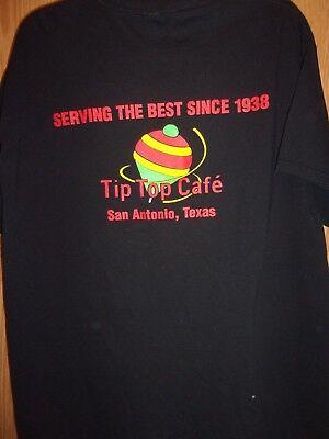 - San Antonio TX tip top cafe 2XL t shirt