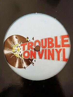 JUST JUNGLE - CONVERSATIONS / VERY LAST DROP - TROUBLE ON VINYL - TOV1209 - RARE