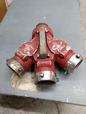 Fire Hydrant 3 Way Valve