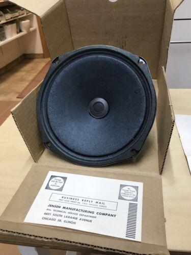 Jensen P8 Sx Lautsprecher Treiber Speaker Vintage NOS