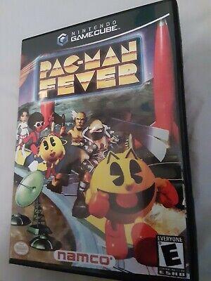 Pac-man Fever Nintendo GameCube