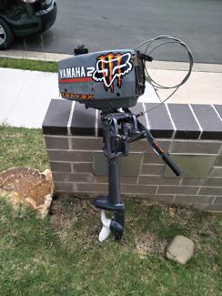 Yamaha 2hp motor