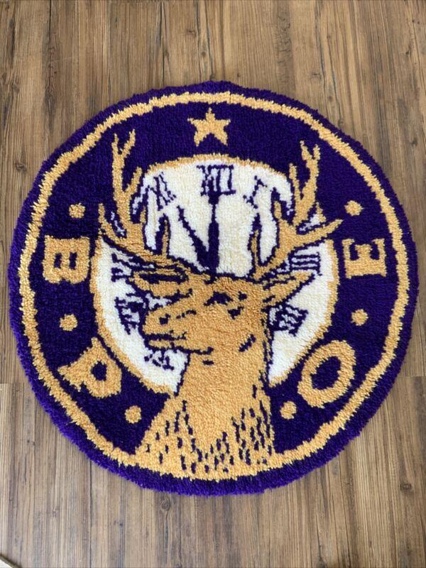 BPOE Elks Rug
