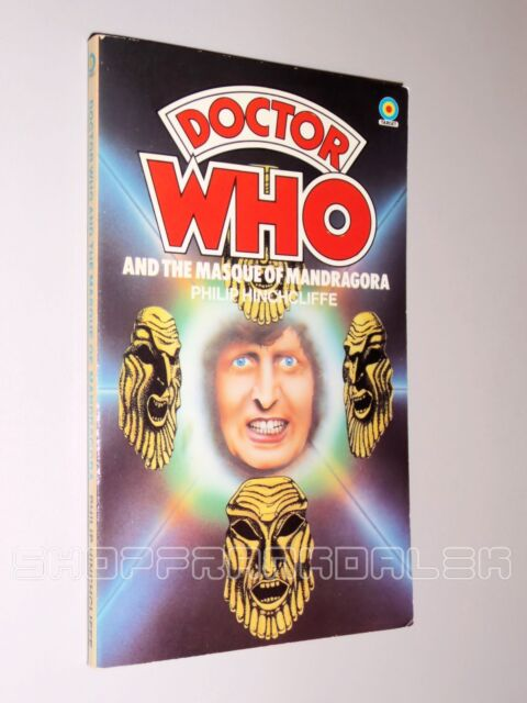 Doctor Who and the Masque of Mandragora (Target books)