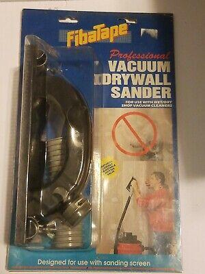 Fibatape Vacuum Dustless Drywall Sander Kit