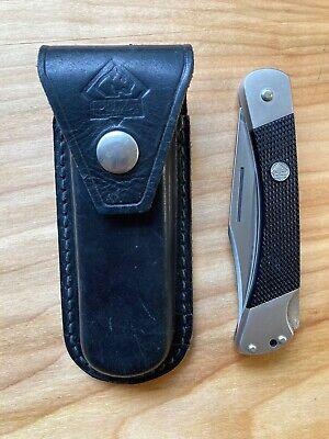 Puma 270 The General made in Germany 1984 Folding Lockback knife Rare