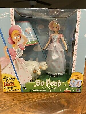 DISNEY PIXAR TOY STORY SIGNATURE COLLECTION BO PEEP And SHEEP