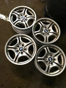 17in BMW M3 RIMS |5x120| great shape no damage on them