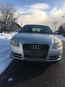 2006 Audi A4 2.0turbo AWD