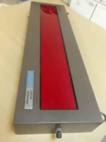 Uticor 3180-NO16S1W2H Operator Interface LED Display 0.5/0.25A 115/230V