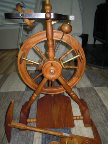 Pipy Wendy spinning wheel