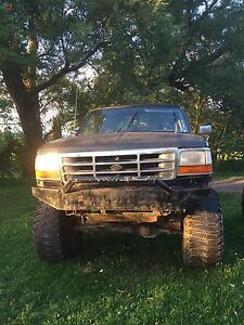 1994 lifted F150