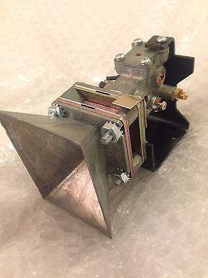 10ghz Gunnplexer - Microwave Horn - 10ghz Gunn Source For Microwave Link