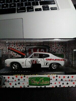M2 Wild Cards 1970 Chevrolet Chevelle SS WC02 WHITE