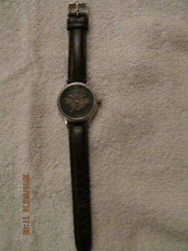 Vintage Harley Davidson (studded) Watch