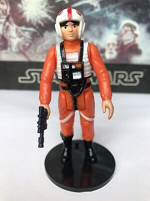 STAR WARS VINTAGE 1978 LUKE X-WING PILOT !!
