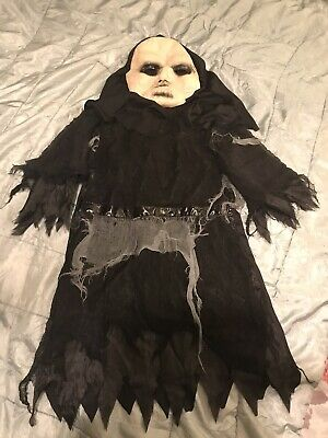 Matalan Halloween Costume (Awesome Ghoul Halloween Costume & Mask Matalan 6-7 Yrs Ace)