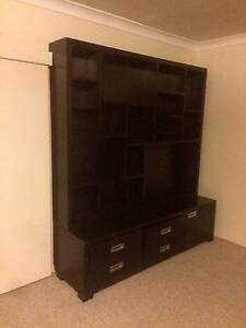Book case with Draws Chatswood Willoughby Area Preview