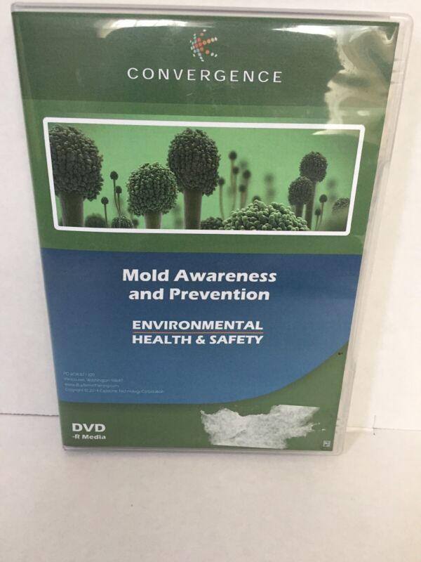 Convergence Mold Awareness and Prevention DVD SKU 361