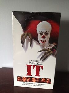 IT - Stephen King Collector's VHS