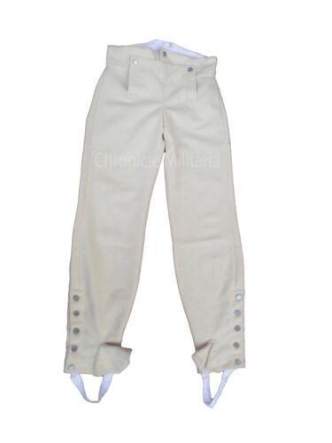 Revolutionary war gaitered trousers