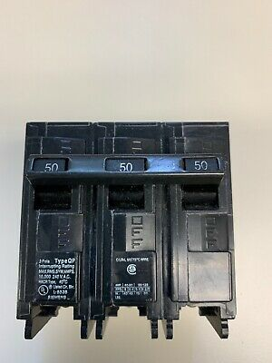 Siemens Q350 Circuit Breaker New Out Of Box