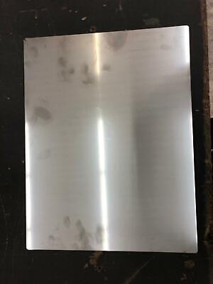 Edelstahl Ankerplatte 120x120 x 6mm 12x12 cm V2A Blech