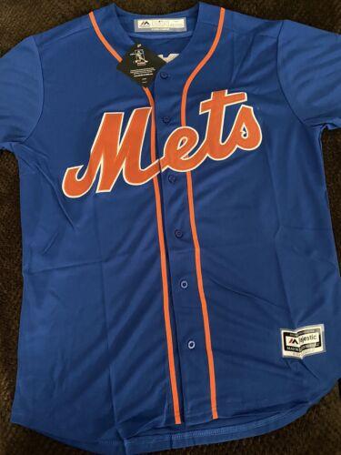 New Pete Alonso #20 New York Mets Blue Jersey Mens Medium