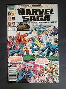 Marvel-Comics-The-Marvel-Saga-16-March-1987-X-Men-vs-Avengers
