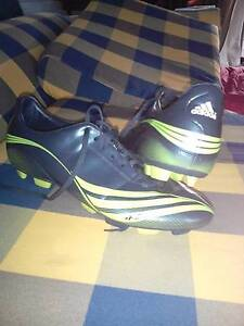 ADIDAS F5 FOOTBALL/SOCCER BOOTS EXCELLENT CONDITION- US 13 Christies Beach Morphett Vale Area Preview