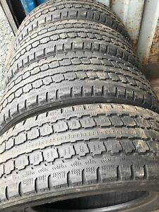 LT245/70R17 all terrain tires
