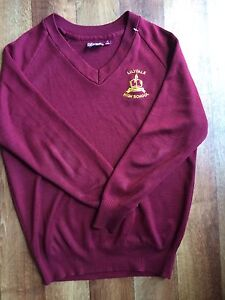 Uniform Lilydale High School- Woollen Pullover Mount Evelyn Yarra Ranges Preview