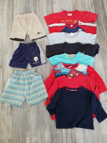 Baby Kleidungspaket junge Set Gr. 80 - 86 gartensachen