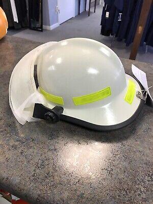 Firedex Chieftain 911 Modern Helmet White