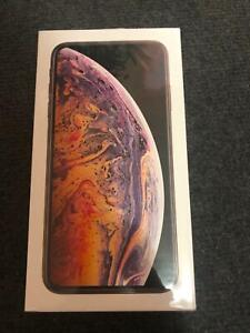 Brand new iPhone XS Max 512 sealed