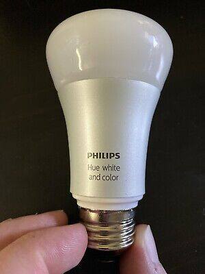 Philips Hue White and Color A19 Bulb