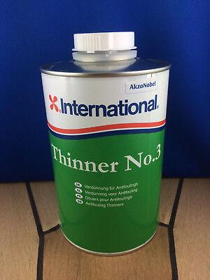 1L International Verdünner Nr. 3 Thinner No.3 Verdünnung für Antifouling