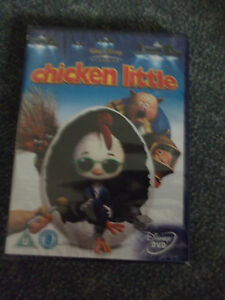 Disney Chicken Little DVD Sealed