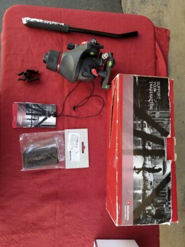 New (Open Box) Manfrotto  055 MH055M8-Q5 Photo/Video Head