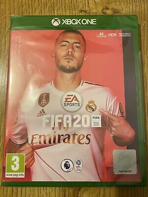 FIFA 20 Xbox One Game - Brand New Sealed - Free Postage