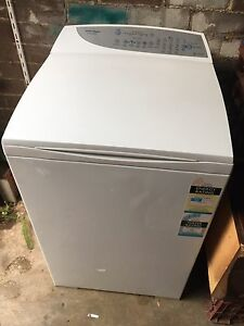 Near new top loader washing machine - 7kg under warranty Haberfield Ashfield Area Preview