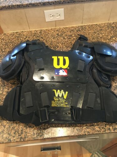 WestVest Gold Umpire Chest Protector