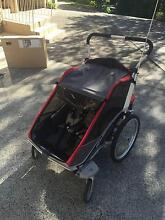 Chariot Cougar 2, Double Child Carrier Balgowlah Manly Area Preview