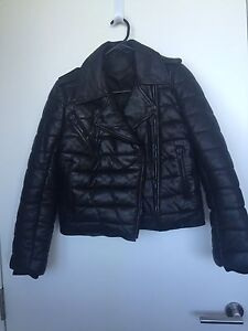ALEXANDER WANG LEATHER JACKET Turramurra Ku-ring-gai Area Preview