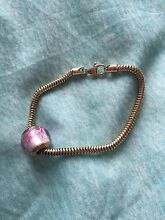 Bracelet with charm Warilla Shellharbour Area Preview