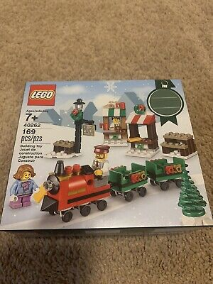 LEGO 40262 Christmas Train Ride FREE SHIPPING!