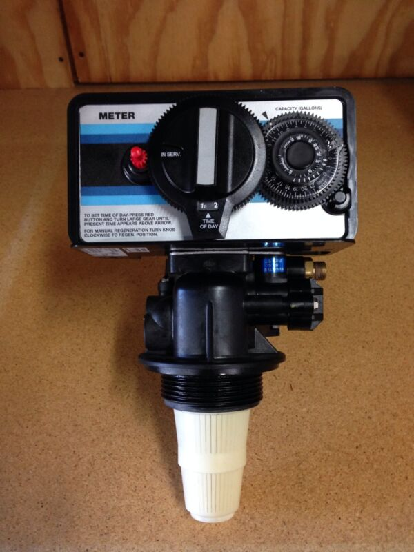 FULLY RECONDITIONED FLECK 5600 METERED CONTROL VALVE
