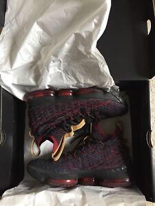 Nike Lebron 15 size 9.5
